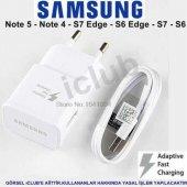 Samsung Galaxy Note 5 Note 4 S7 Edge S6 Edge Orjinal Hızlı Şarj A