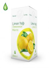 Gebece Limon Yağı 20cc (2017 Yeni Ambalaj)