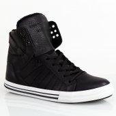 Supra Footwear Ayakkabı Muska Skytop Black 0001