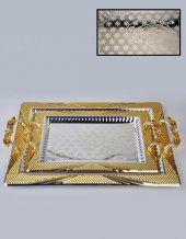 Bayev Gümüş Tepsi 2 Li 200275