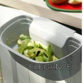 Bıo Asılabilir Mini Çöp Kovası Çöp Kutusu 1,9 Lt