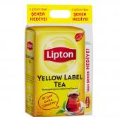 Lipton Yellow 1kg Siyah Çay Şeker Hediyeli