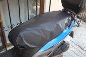 Honda Pcx 125 Motosiklet Sele Örtüsü Sele Brandası Siyah Renk