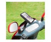 Scooter Motorsiklet Telefon Tutucu Kapalı Model 13.8 X 7 Cm