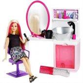 Barbie Kuaför Salonu Oyun Seti Dtk04