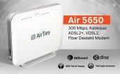 Aırtıes Aır 5650 300 Mbps 5 Port Kablosuz Modem Router