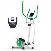 Dynamic E16 Manyetik Eliptik Kondisyon Bisikleti Yeşil