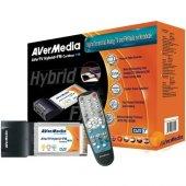 Aver Tv Hybrid+fm Cardbus Dvbt Hybrid Pcmcia Fm Tv Kartı