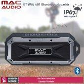 Mac Audıo Bt Wild 401 Su Geçirmez Bluetooth Hoparlör