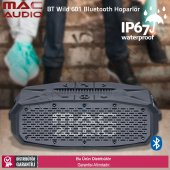 Mac Audıo Bt Wild 601 Bluetooth Hoparlör