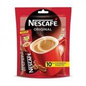 Nescafe 3in1 10lu Paket Kahve