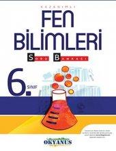 6.sınıf Fen Bilimleri Kazanımlı Soru Bankası Okyanus Yayınları