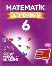 6. Sınıf Matematik Soru Bankası Koray Varol