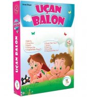 1.sınıf Hikayeleri Uçan Balon Hikaye Seti (15 Kita...