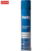 Nelly Extra Güçlü Saç Spreyi 300 Ml Kurutmaz Artık Bırakmaz