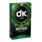 Okey Rötar Prezervatif 10lu
