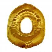 Harf Folyo Balon O Harfi B Y K Boy Balon Alt N 100cm