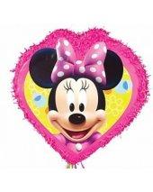 Minnie Mouse İ Bo Veya Dolu Pinyata + Sopas