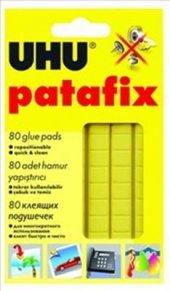 Uhu Padafix Hamur Yapıştırıcı Sakız Yapıştırıcı 80 Adet