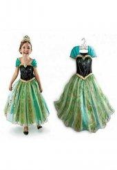 Frozen Prenses Anna Kostümü