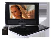 Goldmaster Pd 700 Portable Dvd Oynatıcı (Beyaz)