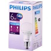 Philips Essential 6w Led Ampul 6500k (6 Adet)