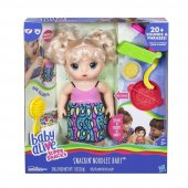 Baby Alive Spagetti Seven Bebeğim Hasbro