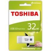 Toshiba Hayabusa 32gb Usb3.0 Thn U301w0320e4 Beyaz