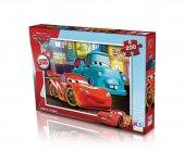 şimşek Mcqueen 200 Parça Disney Cars Puzzle Ks Games Cr113