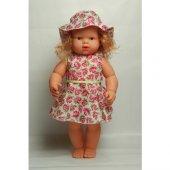Erpa Konuşan Et Bebek Kıyafetli Kız 53 Cm Oyuncakerpa Konuşan Et