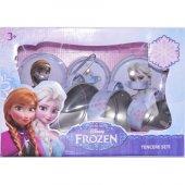 Disney Frozen Metal Tencere Seti