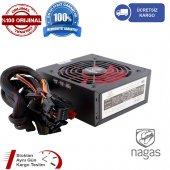 Nagas Ao300 300w Aktıf Pfc 12cm Fan +80 Bronze 3xsata (Lwp 450t)