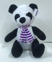 30cm Fularlı Panda Peluş Oyuncak,kaliteli Sağlıklı, Peluşcu Baba