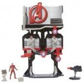 Marvel Ironman Civil War Bunker Oyun Seti