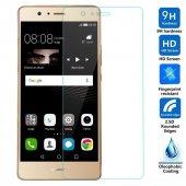 Huawei P9 Lite Kırılmaz Cam Tempered 9h Ekran Koruma