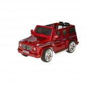 Baby 2 Go 6532 Mercedes Akülü Araba 12 Volt Kırmızı