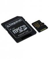 64gb Microsdxc Class U3 Uhs I 90r 45w + Sd Adapter