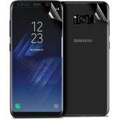 Samsung Galaxy S8 Plus Nano Full Body Ön Arka Alt Üst Tam Kapla