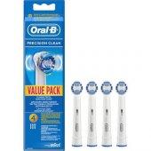 Oral B Diş Fırçası Yedek Başlığı Precision Clean 4 Adet