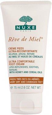 Nuxe Reve De Miel Creme Pieds Ultra Reconfortante 75ml