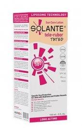 Solante Tele Rubor Tinted Güneş Koruyucu Losyon Spf50 150ml