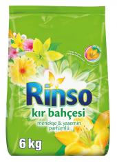 Rinso Matik 6kg Kır Bahçesi Çamaşır Deterjanı