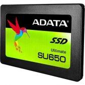 Adata Ultimate Su650 120gb 520mb 450 Mb S Sata 3 2.5 3d Nand Ssd