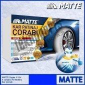 Matte Super X Series Kar 255 70 R16 Patinaj Çorabı Xx Large
