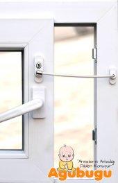 Agubugubaby Pencere Çocuk Emniyet Kilidi Anahtarlı Halatlı