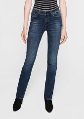 Mavi Kendra Dark Used Kadın Jean Pantolon