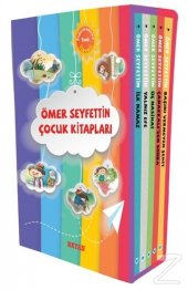 ömer Seyfettin Çocuk Kitapları Ortaöğretim (5 Kitap Set)