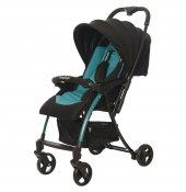 Baby2go Pinna Lx 8020 Yeşil Bebek Arabası
