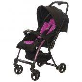 Baby2go Pinna Lx 8020 Mor Bebek Arabası