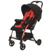 Baby2go Pinna Lx 8020 Kırmızı Bebek Arabası